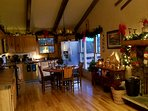 Christmas at Longs Peak Vista Cabin!