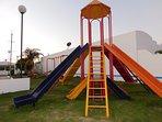 Área niños a 15 pasos