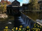 Old Mill Restaurant in Pigeon Forge Tennessee