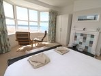 Woolacombe Holiday Cottages Gorselands Bedrooms With View