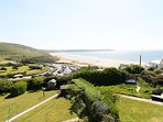 Woolacombe Holiday Cottages Gorseland Full View Gorslands