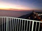 Balcony Sun set VIEW