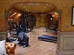HighTech GYM. Part of  on site Luxury Health Club Package. From £100.00. Charged locally.