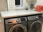 Laundry Room (available for stays greater than 5 days)