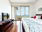 Sanur Residence - Villa 2 - Bedroom outlook