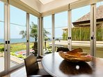 Sanur Residence - Villa 3 - Dining in master bedroom