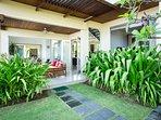 Sanur Residence - Villa 2 - Garden