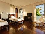 Sanur Residence - Villa 1 - 3rd bedroom