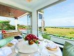 Sanur Residence - Villa 1 - Dining area