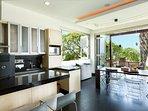 Sanur Residence - Villa 3 - Kitchen & Dining area