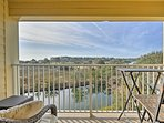 You'll have views of  the marsh, golf course, and ocean.