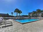 Walk to the beach and drive just 10 minutes to Destin Commons!