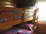 Two further Bedrooms with Bunk Beds & Wardrobes