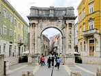 Arch of the Sergii