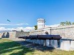 Kastel - Venetian fortress from 1600s