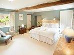 The Jacobean Bedroom