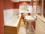 The Victorian room ensuite