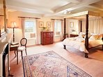 The Victorian Bedroom