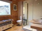 Shower room - has underfloor heating