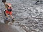 Cherokee Rose_Water Sports