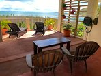 Relax on the Spacious Breezy Deck in the Sun or Shade