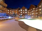 This popular resort offers superb amenities.