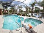 Spa or pool anyone? Look at those views!