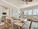 Alerio C304 - Combined Dining and Living Areas