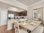 Alerio C304 - Kitchen and Dining Area