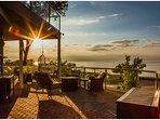Villa Santorini: Beachfront, Sleeps 30, Chicago--40min, 3+ nights request quote