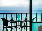 Stunning panoramic ocean views!