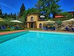 2 bedroom Apartment in Gorgognano, Tuscany, Italy : ref 5241174