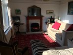 Large Sitting Room with TV and DVD player