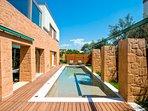 3 bedroom Villa in Kontomari, Crete, Greece : ref 5579575