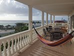 2nd floor balcony - great view, great relaxation