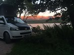 Camping in the Cairnsgorms