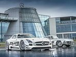Mercedes-Benz World - 10.7 miles