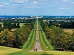 Windsor Great Park - approx 19 miles