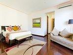 Sanur Residence - Villa 1 - Master bedroom