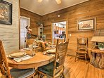 Pull up a chair for a family-style meal.