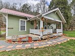 Get away from it all at this 3-bed, 2-bath vacation rental house in Marble!