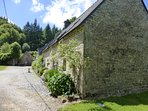 Couetilliec Cottages are set in 30 acres of lawn, woodland, glade, meadow and a stream
