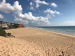 The beautiful nearby beaches at Val do Lobo