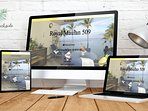 Digital Guest Welcome Book with info, tips, island guide and recommendations.
