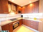 modern comfortable kitchen