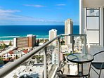 SURFERS PARADISE CHEVRON TOWER OCEAN VIEW 2 BEDROOM APARTMENT