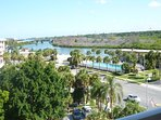 Intracoastal view from balcony
