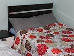Bedroom: Bed # 1 (full)