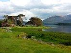 Killarney golf and Fishing Club. 10 minute drive.
