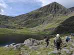 'Carrauntoohil -Kerry Ireland's Highest Mountain